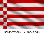 flag of the free hanseatic city ... | Shutterstock . vector #720225238