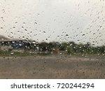 rainy day | Shutterstock . vector #720244294