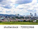 philippines  cebu city  06 july ... | Shutterstock . vector #720312466