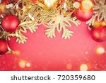 holiday background  greeting... | Shutterstock . vector #720359680