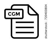 cgm file icon