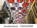 milan  italy   september 23 ... | Shutterstock . vector #720410989