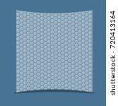 air bubble wrap vector...   Shutterstock .eps vector #720413164