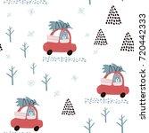 Winter Seamless Pattern....
