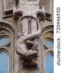 barcelona  spain   august 16 ...   Shutterstock . vector #720446950