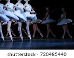 Ballet  Art  Tradition Concept...