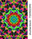 psychedelic background.bright... | Shutterstock . vector #720502390