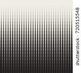 gradient hearts vector pattern. ...   Shutterstock .eps vector #720515548