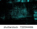 color grunge turquoise... | Shutterstock . vector #720544486
