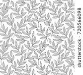 delicate design of tender... | Shutterstock .eps vector #720566098