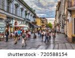 serbia  belgrade   september 19 ... | Shutterstock . vector #720588154