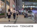 tokyo  japan   september 21st ... | Shutterstock . vector #720616858