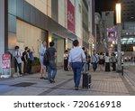 tokyo  japan   september 21st ... | Shutterstock . vector #720616918