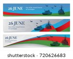 day of the armed forces of... | Shutterstock .eps vector #720626683