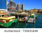 sydney  australia  5 aug 2017 ... | Shutterstock . vector #720631648