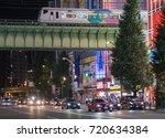 tokyo  japan   september 21st ... | Shutterstock . vector #720634384