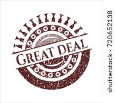red great deal distress rubber...