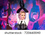 istanbul  turkey   march 16 ... | Shutterstock . vector #720660040