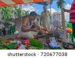 howrah  west bangal india  ... | Shutterstock . vector #720677038