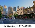 sydney  australia  5 aug 2017 ... | Shutterstock . vector #720682510