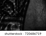 usa flag vintage background | Shutterstock . vector #720686719