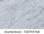 grey marble texture in natural... | Shutterstock . vector #720745768