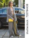 milan  italy   september 22 ... | Shutterstock . vector #720784438