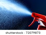 Spray Bottle   Lighted While...