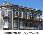 amazing architecture in the... | Shutterstock . vector #720799378