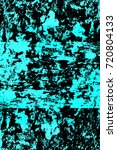color grunge turquoise... | Shutterstock . vector #720804133