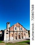 column   old architecture     ... | Shutterstock . vector #720807688