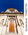 column   old architecture     ... | Shutterstock . vector #720807730