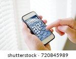 feedback concept  writing... | Shutterstock . vector #720845989