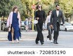 milan  italy   september 23 ... | Shutterstock . vector #720855190
