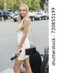 milan  italy   september 23 ... | Shutterstock . vector #720855199