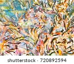 scenery of public natural... | Shutterstock . vector #720892594