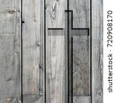 Small photo of White old christian religion symbol cross shape as sign of belief on a grungy textured church wall or rustic aged background or backdrop, copy space for conceptual spirituality or resurrection design