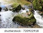 an image of a creek in the... | Shutterstock . vector #720922918