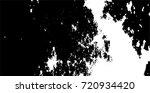 grunge black and white vector.... | Shutterstock .eps vector #720934420