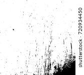 black white grunge vector... | Shutterstock .eps vector #720934450