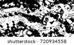 grunge black and white vector.... | Shutterstock .eps vector #720934558