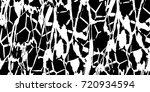 black white grunge vector... | Shutterstock .eps vector #720934594