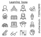 study  learning  education icon ...