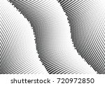abstract halftone wave dotted... | Shutterstock .eps vector #720972850