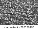 abstract monochrome pattern ... | Shutterstock .eps vector #720973138