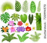 illustration of a set of... | Shutterstock . vector #720994570