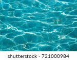blue dirty water. old abandoned ... | Shutterstock . vector #721000984