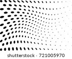 abstract halftone wave dotted... | Shutterstock .eps vector #721005970