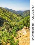 Small photo of Ravana mountains near Ella in Sir Lanka