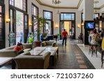 havana  cuba   sep 5  2017 ... | Shutterstock . vector #721037260